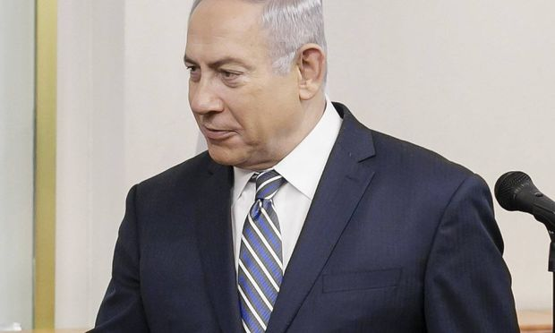Israels Premier Netanjahu steht vor Anklage.