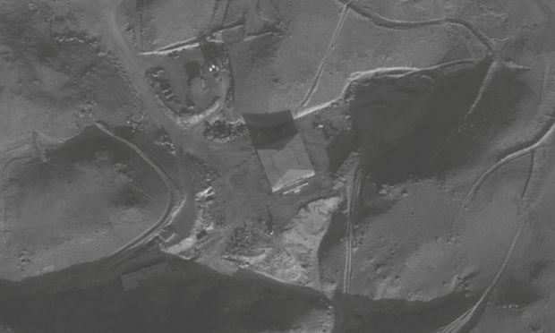 Israel bestätigt Luftangriff von 2007