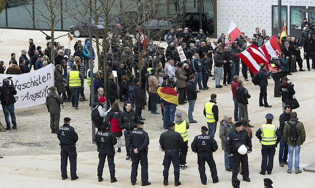 Polizei untersagt Pegida-Demonstration in Bregenz