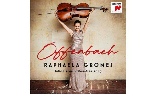 """Jacques Offenbach: """"Musik für Cello und Klavier"""""""