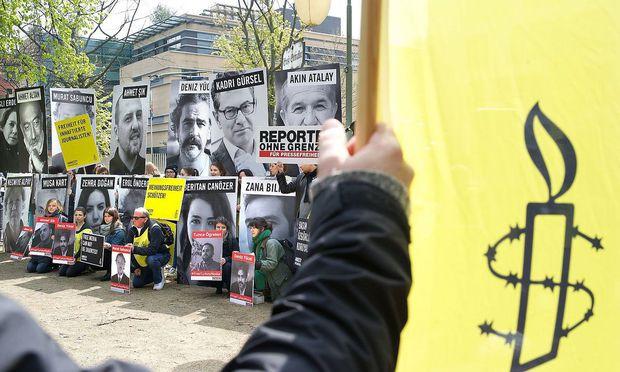 EU | EU besorgt über Festnahme von Amnesty-Chef in Türkei