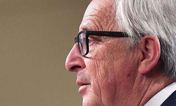 """Juncker: """"Es wird nicht gehen, weniger zu bezahlen und dabei nicht weniger zu bekommen."""""""