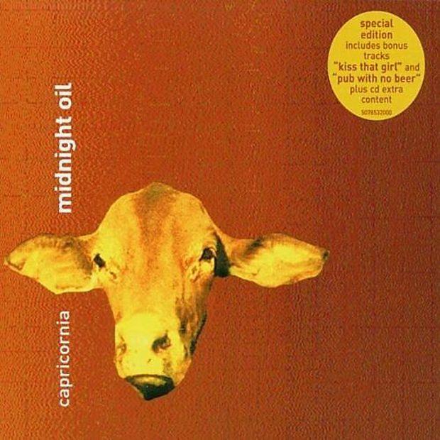 Capricornia, bisher letztes Album (2002)