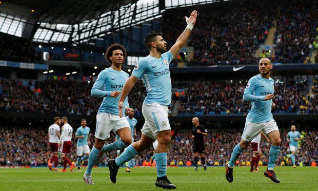 Manchester City mit 15. Sieg in Folge - 3:1 gegen Arsenal