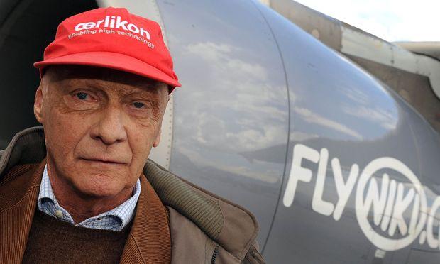 Lauda: Jobgarantie für alle Niki-Mitarbeiter
