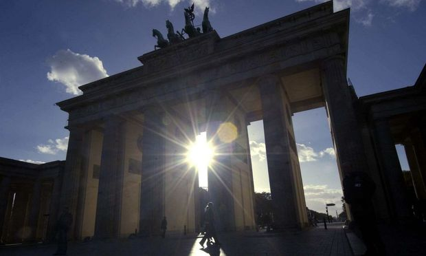 GERMANY BERLIN BRANDENBURER TOR BRANDENBURG GATE