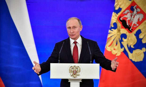 Kein willkommenes Gedenken für Putin: Die Bolschewiken setzten die imperiale Größe Russlands aufs Spiel. / Bild: REUTERS