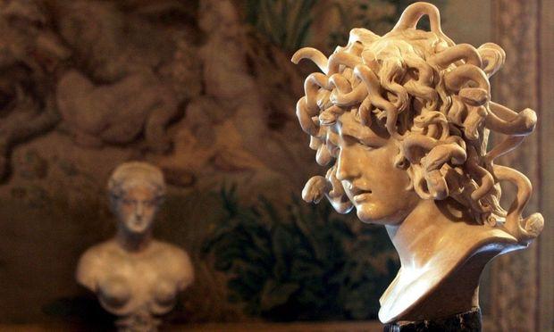ITALY ART RESTAURATION MEDUSA