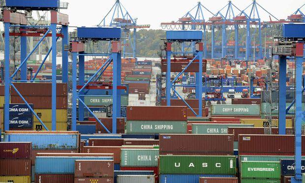 Containerterminal Hamburg