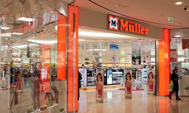 Müller Drogeriemarkt Filialen