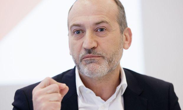 Telekom Austria-Chef Alejandro Plater warnt vor einem massiven Personalmangel bei Technikern