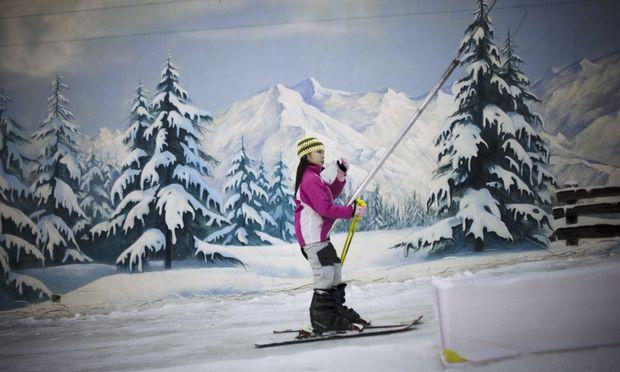 Österreichs Skiindustrie will von den Olympischen Winterspielen in China im Jahr 2022 profitieren.