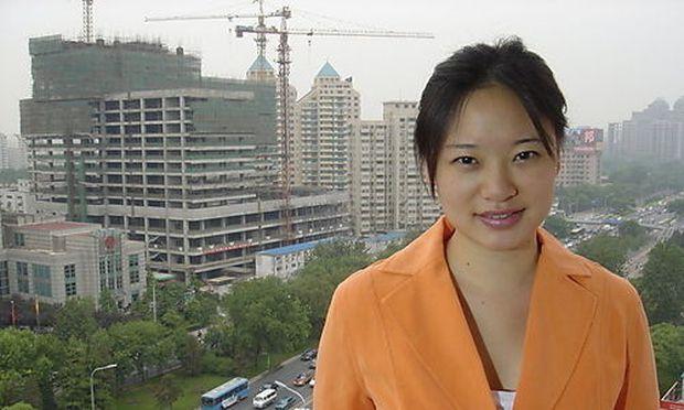 Melissa Chan, ausgewiesene Korrespondentin von Al Jazeera in Peking