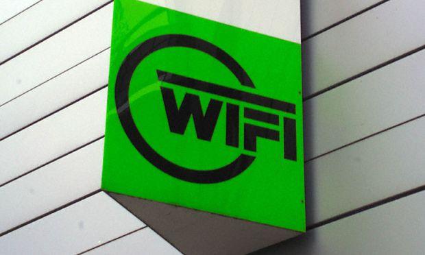 Wifi Logo der oest. Wirtschaftskammer