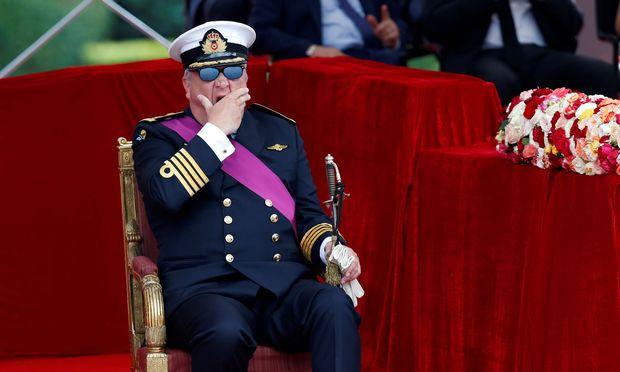 Belgiens Prinz Laurent