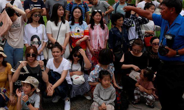 Immer mehr Chinesen zieht es nach Osteuropa.