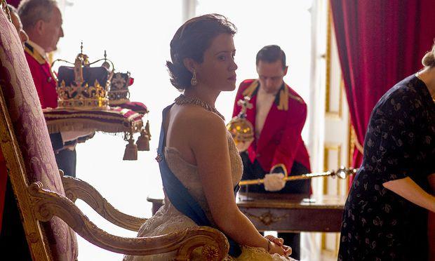 """""""The Crown"""", zu sehen auf Netflix."""