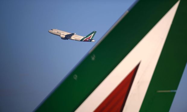 Themenbild: Alitalia