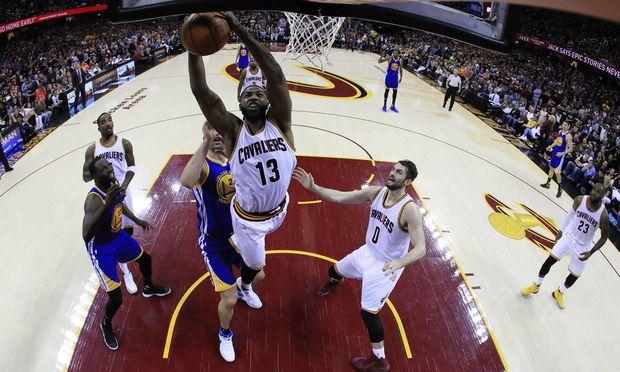 NBA-Finals: Golden State fehlt nur ein Sieg zum Titel