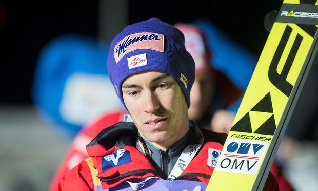 Tour-Leader Stefan Kraft