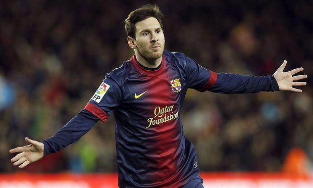 Lionel Messi bleibt beim FC Barcelona