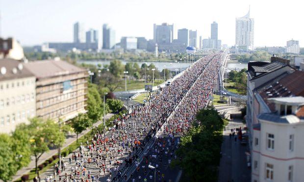 Marathon ist längst ein globales Geschäft geworden.