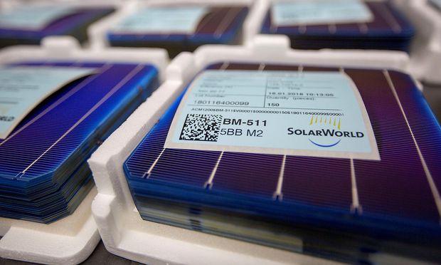 Aus der Krise in die Krise: Solarworld erneut insolvent