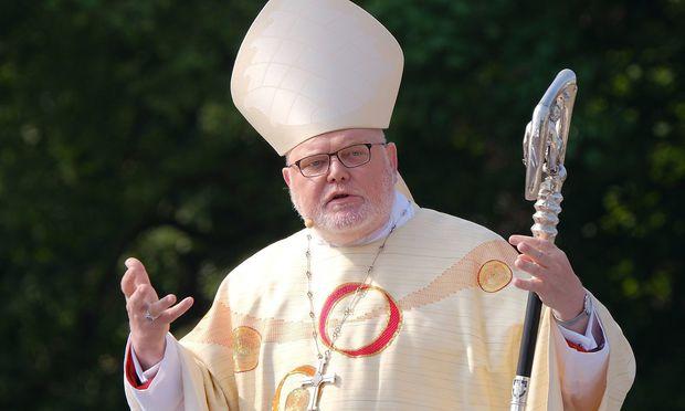 Reinhard Marx ist Erzbischof von München und gilt als Vertreter des liberalen Flügels der katholischen Kirche. / Bild: imago/epd