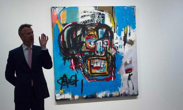 Dieses Bild ist 110,5 Millionen Dollar wert.