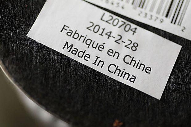 Es gibt neue Strafzölle auf chinesische Produkte.