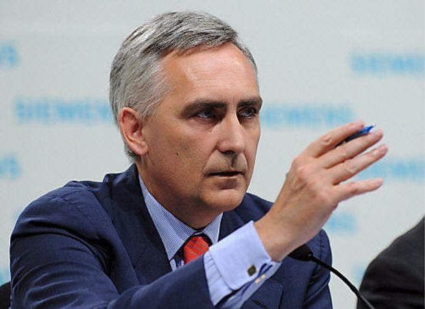 Ex-Siemens-CEO Peter Löscher