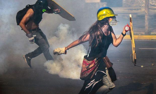 USA verhängen Sanktionen gegen Venezuelas höchste Richter