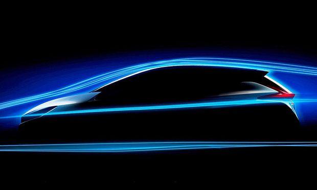 Premiere für den neuen Nissan Leaf im September