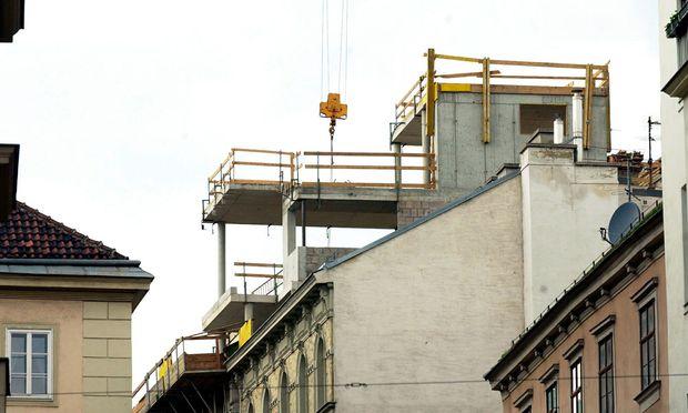 Der Bebauungsplan kann weniger erlauben als die Bauordnung.