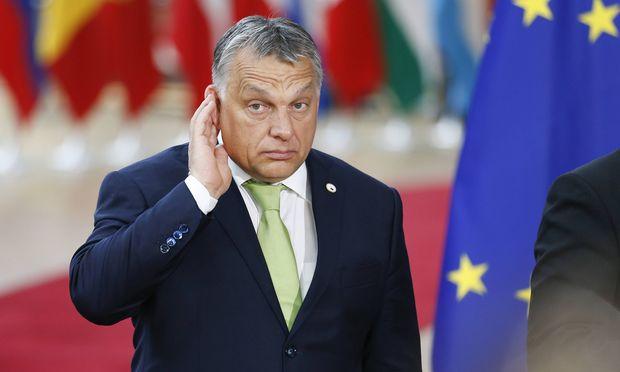 Der ungarische Premierminister, Viktor Orbán.