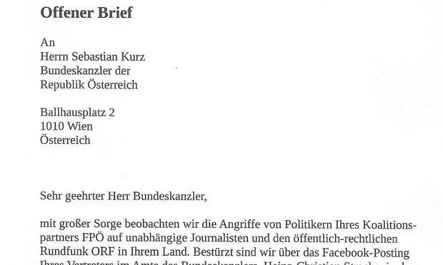 Strache will sich bei Armin Wolf entschuldigen
