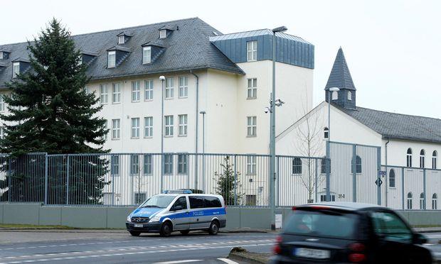 Das US-Generalkonsulat in Frankfurt.