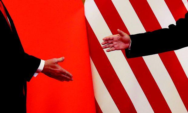 Freunde? Vordergründig ist die Stimmung zwischen Trump und Xi gut. Hinter den Kulissen tobt aber ein Handelsstreit.