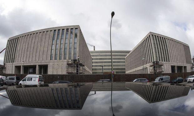 GERMANY CRIME SPY AGENCY FLOODED