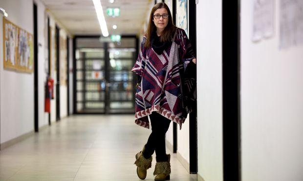 Die Portugiesin Filipa L. Sousa sucht im Genom von Mikroorganismen nach Informationen zu deren Nahrungsvorlieben und Ausscheidungsprodukten.