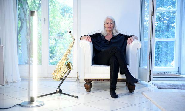 Beatrix Neundlinger hatte Lust auf ein neues Bandprojekt.