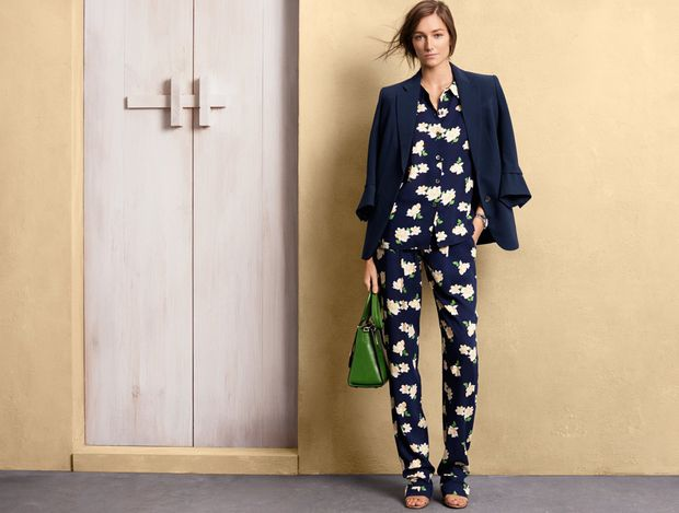 Sommertrend Pyjama Look 171 Diepresse Com