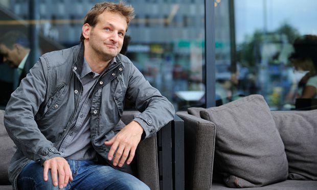 Kabarettist und Lehrer Andreas Ferner