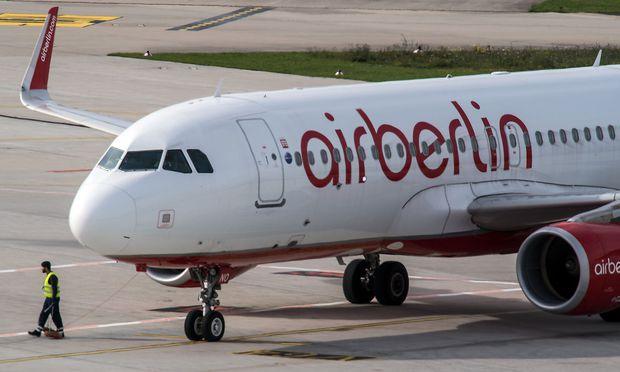 Isländischer Flughafen setzt Air-Berlin-Flieger fest