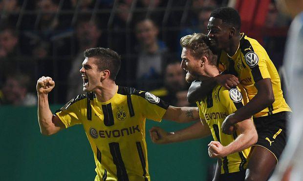 Dortmund jubelt