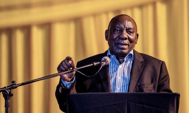 Ramaphosa neuer Vorsitzender von Regierungspartei ANC