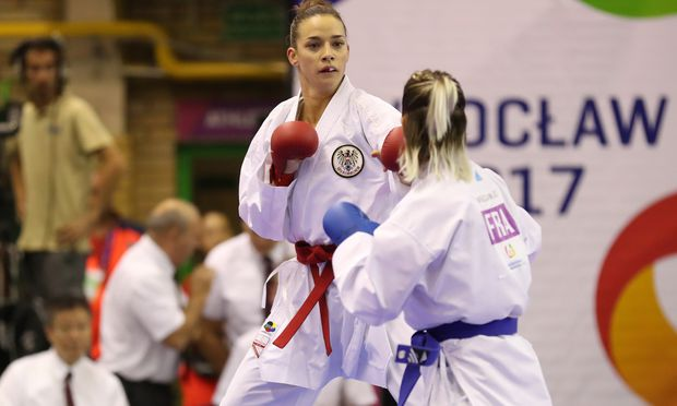 Bettina Plank kämpft um zweiten EM-Titel.