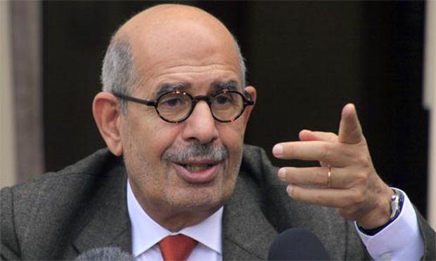 ElBaradei Regime sinkendes Schiff