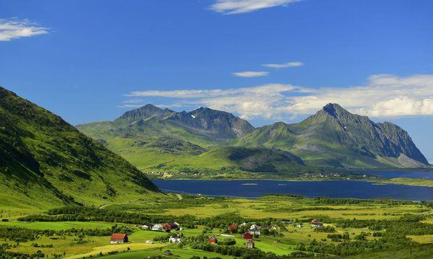 Land und Klima prägen die Lebensweise und wohl auch das Gemüt der Bewohner Skandinaviens.
