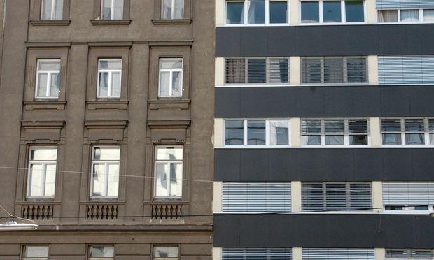 Alte Wohnungen holen preislich
